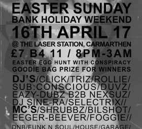 BILSHOT EASTER SUNDAY LIVE PERFORMANCE APRIL 16TH!!